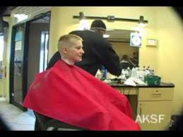 high and tight women haircut kat s high and tight haircut at chiseler barbershop 3 youtube