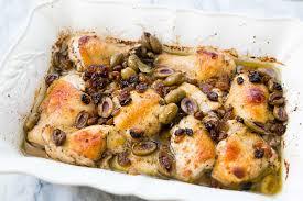 spanish thanksgiving food spanish baked chicken recipe simplyrecipes com