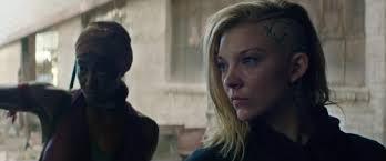 Natalie Dormer Love Scene Mockingjay Official Teaser Trailer Forever Young