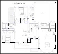 Traditional House Floor Plans 2d Home Plan Drawing With Traditional Style House Floor Plan And 2
