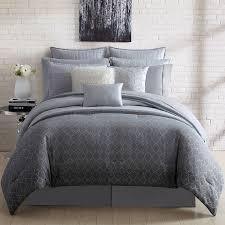 light brick sets bed bath light grey comforter sets and chrome side table for