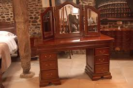 dressing table with beautiful mirror bedroom furniture and