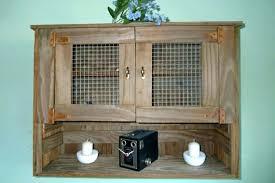 reclaimed wood medicine cabinet amusing rustic medicine cabinets
