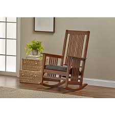 Mission Style Rocking Chair Fingerhut Accent Chairs