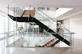Architectural Stairs Design An Installation Showing A Architectural Staircase Design