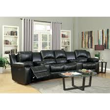kids theater seats reclining sectional leather reclining sectional