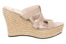 ugg wedge sandals sale uk ugg tawnie s shoes ebay
