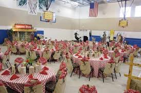 theme decorating ideas country western birthday party table decorating ideas