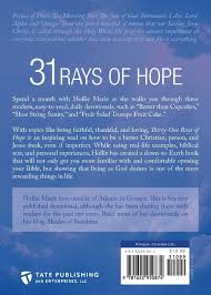 short thanksgiving devotionals 31 rays of hope hollie marie 9781622950874 amazon com books