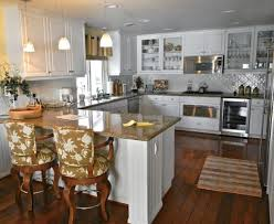 kitchen with island and peninsula kitchen design with peninsula home decorating ideas