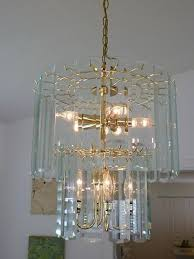 Vintage Glass Chandelier 81 Best Lighting Images On Pinterest Chandeliers Pendant Lights