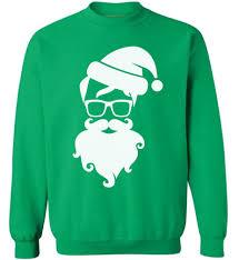 santa sweater unisex santa sweatshirt sweater