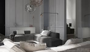 renovation appartement haussmannien salon haussmannien moderne chambre enfant salon moderne design
