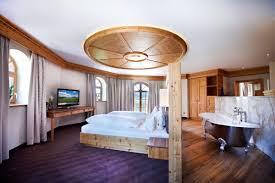 Schlafzimmer Anna Hit Romantiksuite Landhaus Hotel Bayerwaldhof