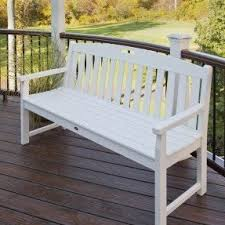 Park Bench Made From Recycled Plastic Plastic Benches Outdoor Foter