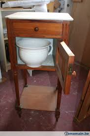 le de chevet chambre table de nuit pot de chambre a vendre 2ememain be