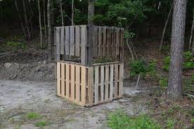 Deer Ground Blind Plans The Pallet Blind A Great Hunting Blind Practically Free Great