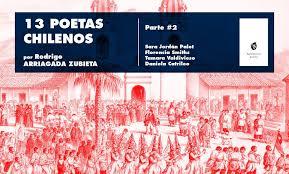 como se le llama al conjunto de poetas mejor conjunto de frases 13 poetas chilenos contemporáneos por rodrigo arriagada zubieta