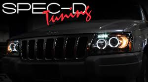 specdtuning installation video 1999 2004 jeep grand cherokee