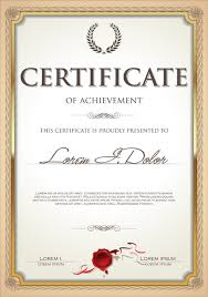 certificate frame template free vector download 17 332 free
