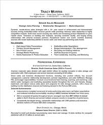 Sales Manager Resume Templates Manager Resume Template U2013 15 Free Samples Examples Format
