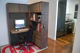 small office desk cool small office decor ideas with big suitcase shape office desk