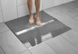 Bathroom Shower Drains Bathroom Design Mesmerizing Linear Shower Drain For Remodelling