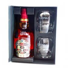 liquor gift sets regal 12 year scotch gift set