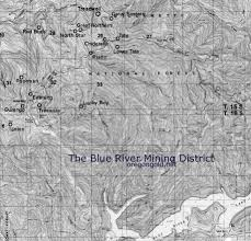 map of oregon gold mines county gold oregon gold