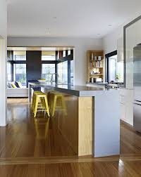 kitchen island modern renovation u0026 extension in melbourne australia