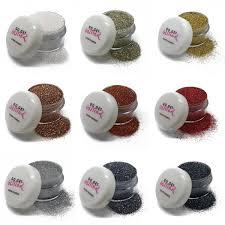 gogetglitter pigment set neutrals