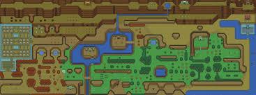 legend of zelda map with cheats legend of zelda map overworld hyrule quest 1 i nes at iamgab