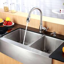 lowes kitchen sink faucet combo kitchen sink kitchen sink combo vessel inch farmhouse kraus