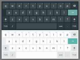keyboards for android android tablet keyboard sketch freebie free resource