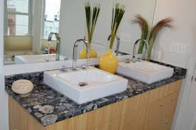 bathroom countertops ideas tips for decorating a bathroom with blue countertops