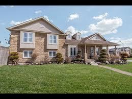 4 level split house sold 25 morrow cres 3 bedroom detached 4 level side split on