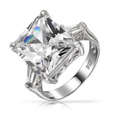 10000 engagement ring 10000 engagement rings emerald cut sides 4 ifec ci