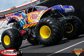 2014 monster jam trucks bristol tennessee thompson metal monster truck madness july