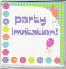invitation for a party cimvitation