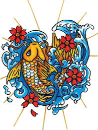 Ed Hardy Home Decor by Ed Hardy Japanese Tattoo Chart Prints By Ed Hardy Allposters Co