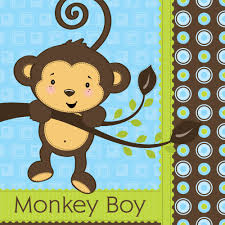 monkey boy baby shower decorations photo miss monkey baby shower image