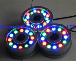 led fountain lights underwater 1w 36w led swimming pool light rgb led fountain light l with