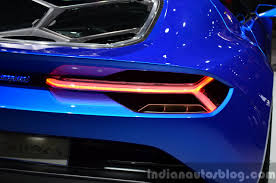 lamborghini asterion lamborghini asterion taillights at the 2014 paris motor show