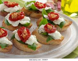 canapes finger food bruschetta finger food canapes stock photos bruschetta