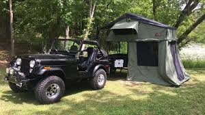 jeep roof top tent do you remember your first time compact camping concepts