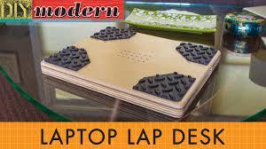 Diy Lap Desk How To Make A Laptop Lap Desk Youtube