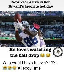 Dez Bryant Memes - new year s eve is dez bryant s favorite holiday mst bank he loves