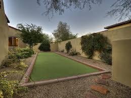 backyard bocce ball court designs u2014 farmhouse design and furniture