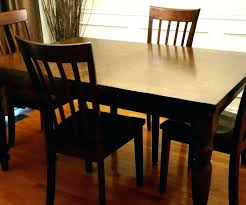 ikea dining room table and chairs ikea black dining table brideandtribe co