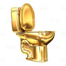 golden wc toilet stock photo 655934886 istock